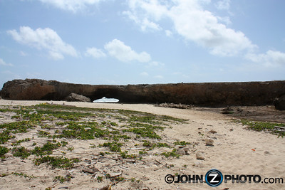 One of Aruba's Land Bridges