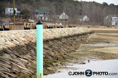 Wellfleet harbor - Low Tide