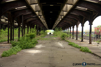 Liberty State Park Old Train Station