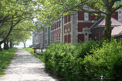 Ellis Island Hospital Complex