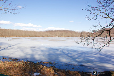 A view of Rockland Lake