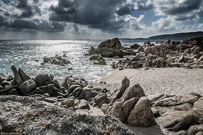 Golfe de Valinco en Corse