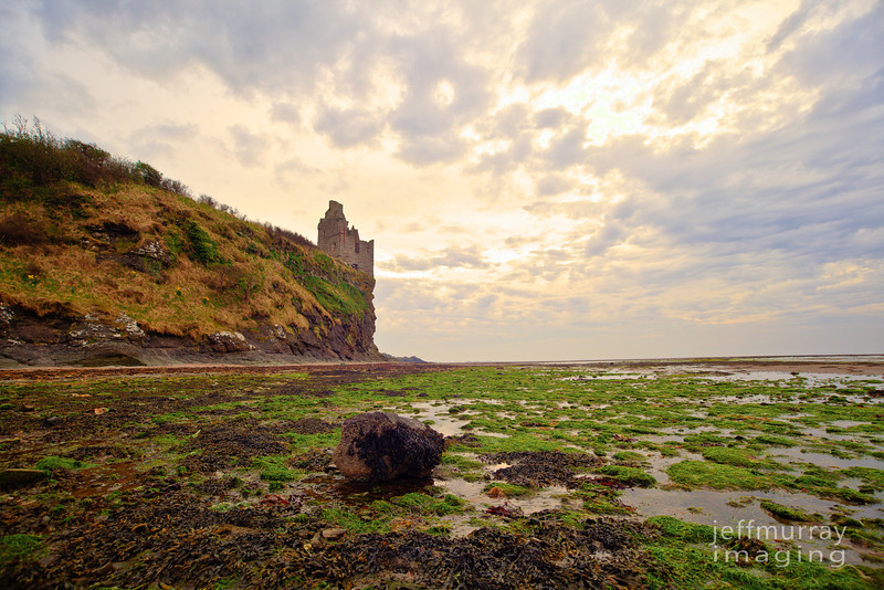 Greenan Castle reef.