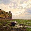 Greenan Castle reef.