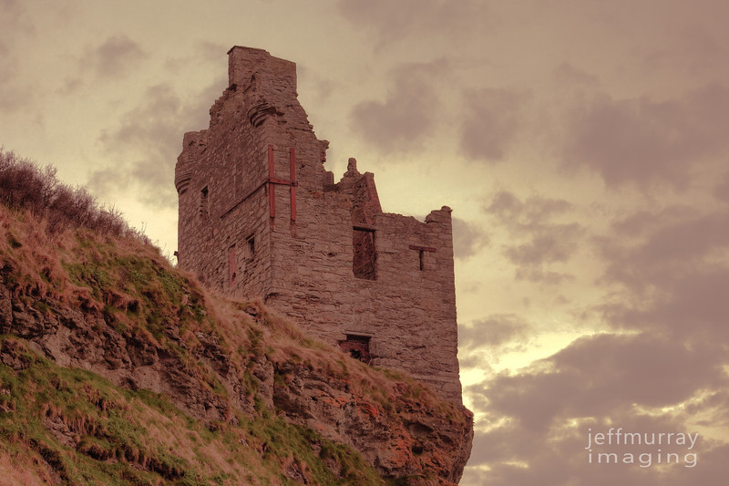 Greenan Castle Ayreshire.