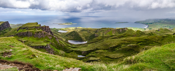 Quiraing Walk (Isle of Skye, Scotland)