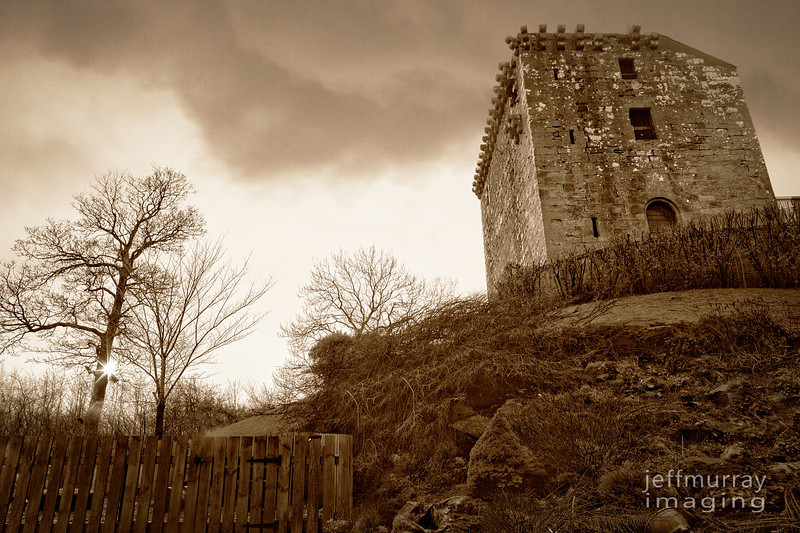 Mearns Castle.