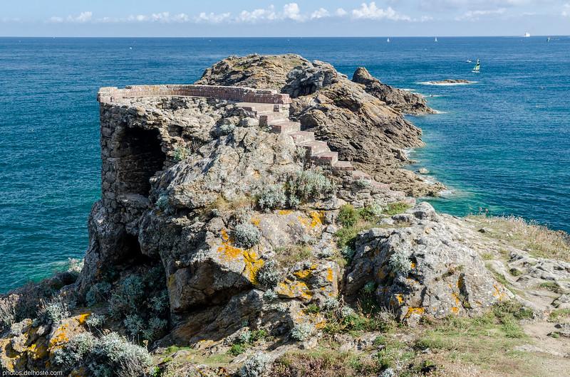 Pointe sur la Côte d'Émeraude