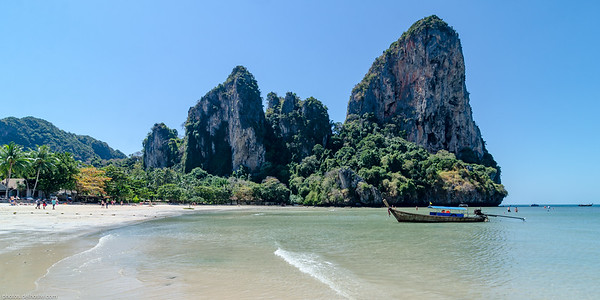Railay Beach (Thaïland)