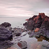 Dunure rocks