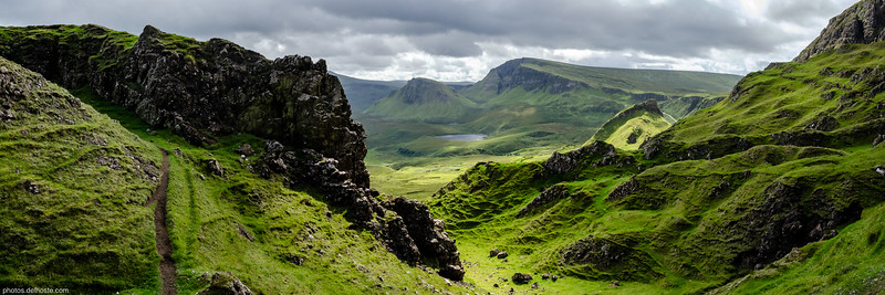 Quiraing Walk (Isle of Skye, Scotland)
