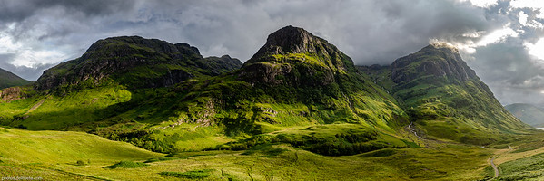 Three Sisters (Glencoe, Scotland)