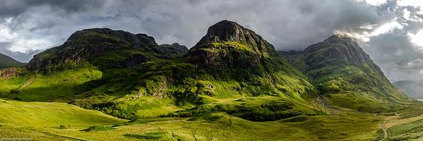 Three Sisters (Glencoe, Scotland)