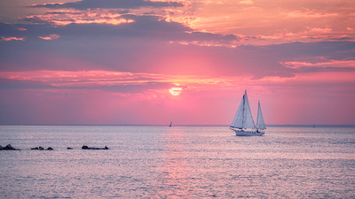 Sunset voyage