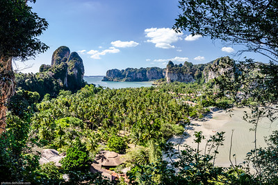 Railay Peninsula (Thaïland)