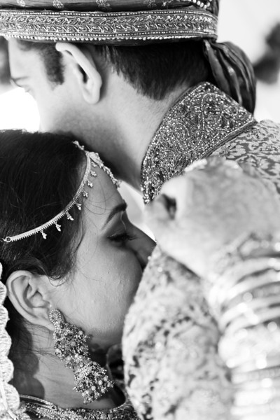 Some moments are more precious than others - but they all deserve to be framed. Sharmin & Robby.