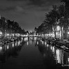 Amsterdam Canal @ Night