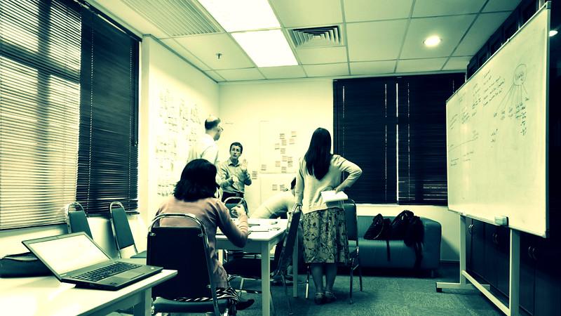 Strategic Consulting in Practice (SCiP) - KL 2015