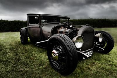 American Classic Car Club rat rod edit