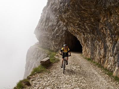 2010-09 Pasubio Bike Tour