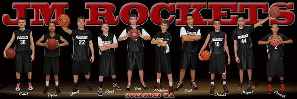2012-13 Rockets 8A 12x36