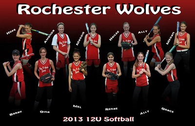 2013 Wolves 11x17