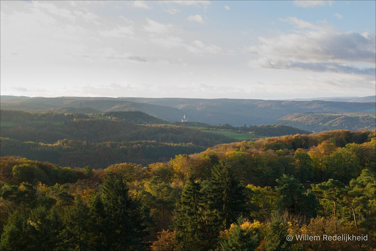 Autumn in Lahnstein (Germany)