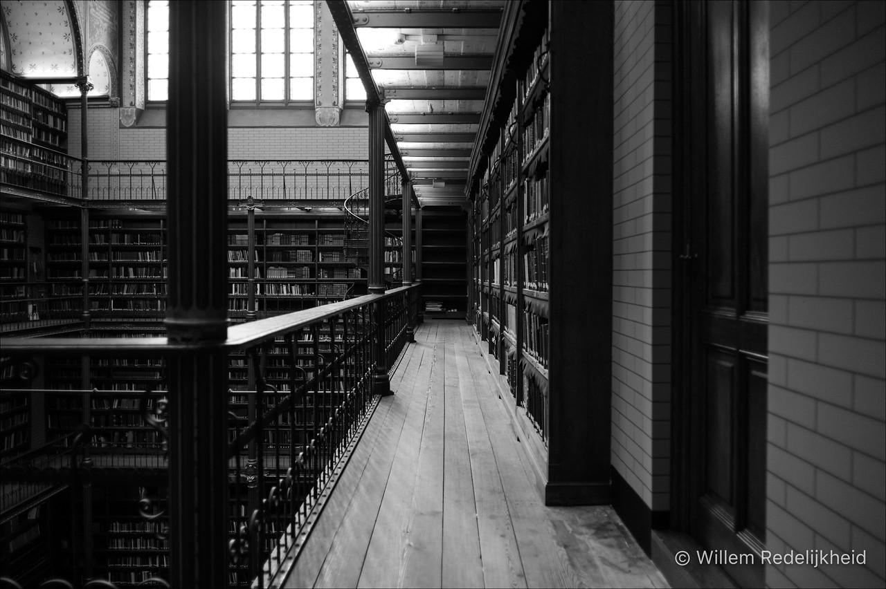 Library @ Rijksmuseum Amsterdam