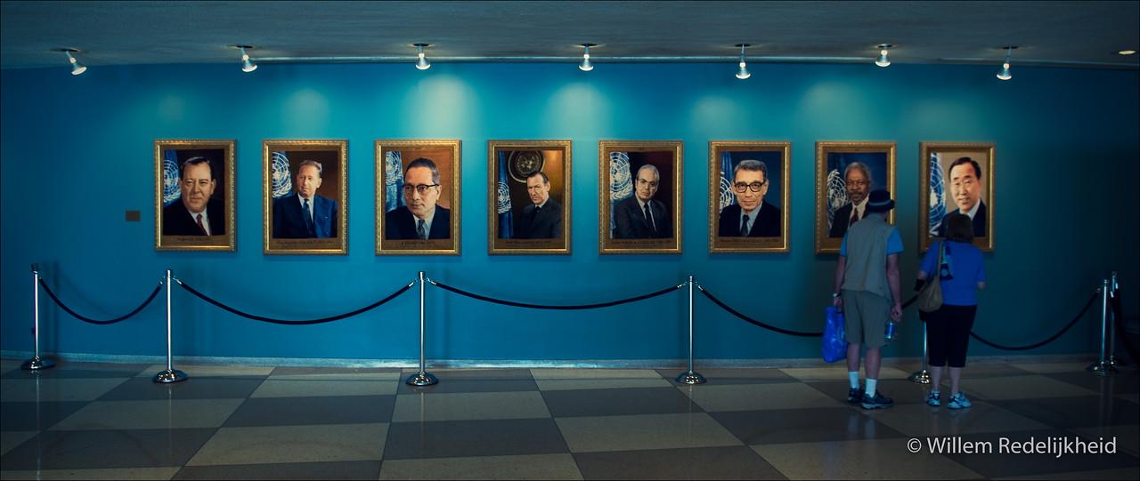 United Nations Lobby