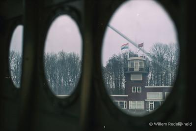 Passenger View Amsterdam Airport