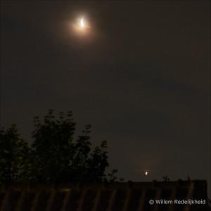 Bloodmoon featuring Mars