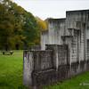 Remnants of Camp Westerbork