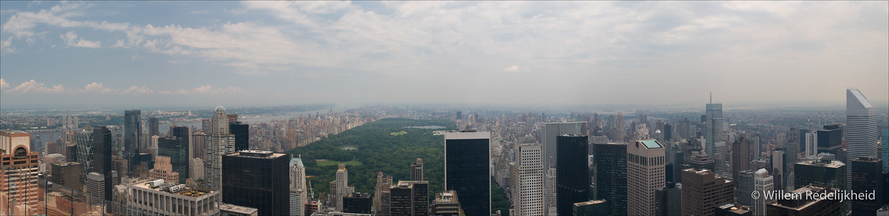 Central Park Panorama