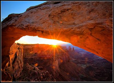 Moab 2007 - Scenics and Native American Models