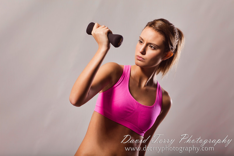 Fitness Modeling by David Terry Photography