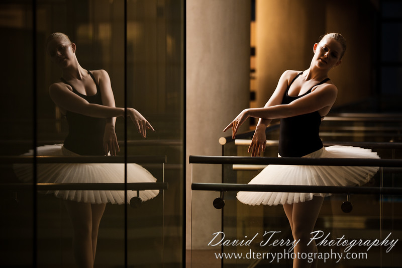 Ballerina Modeling by David Terry Photography