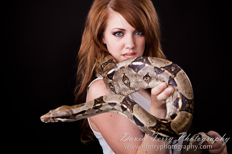 Utah Model Photography- Erin McCowan - Beauty and the Beasts - David Terry Photography