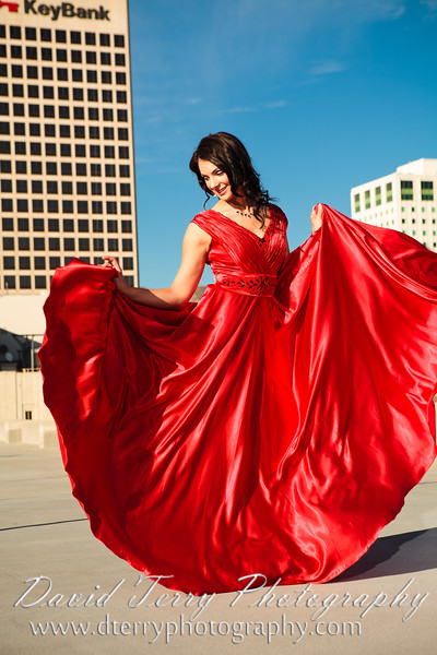 Rachel McCash - Miss South Salt Lake - David Terry Photography