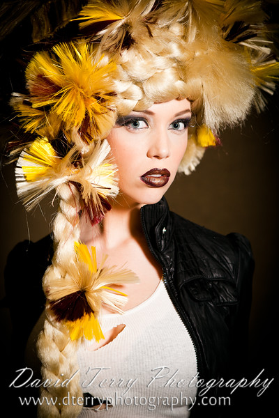 David Terry Photography - Taylor Andrews Academy - Hair Design - Models