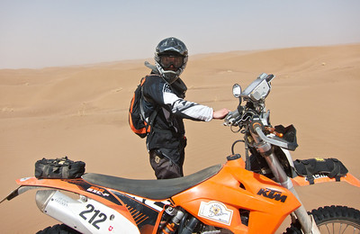 2013-04 Raid Passion Desert Maroc