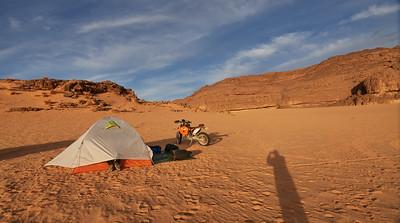 Mein Luxuszimmer bei Camp 2, zwischen Afara und Tamadjert