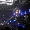 Floating Lightbulb @ Muse 'The Unsustainable Tour' in the Amsterdam Arena