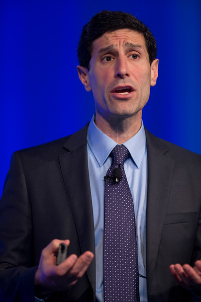 Presenter speaks during General Session: NCDR Performance Improvement: The Power of Clinical Data