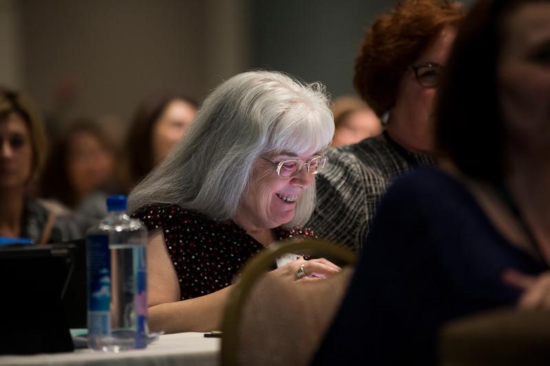 Attendees during ACTION Registry Workshop