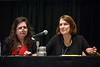 Panelists speak during Preconference: Patient Navigator