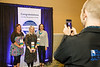 Attendees talk during ACTION Registry & Patient Navigator Hospital Recognition Ceremony