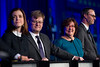 Contestants and attendees during General Session: NCDR Jeopardy