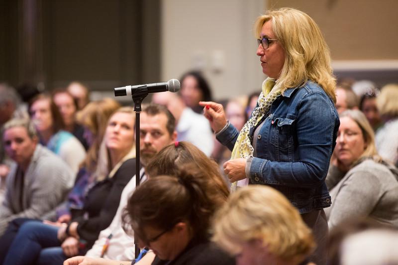 Attendees during STS/ACC TVT Registry Workshop