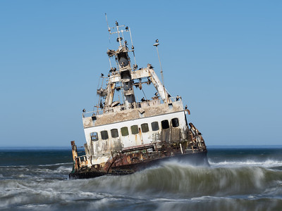 The fishing trawler Zeila