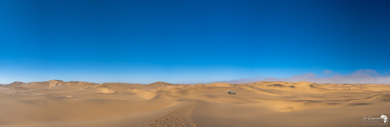 The Dorab National Park, Namib Desert